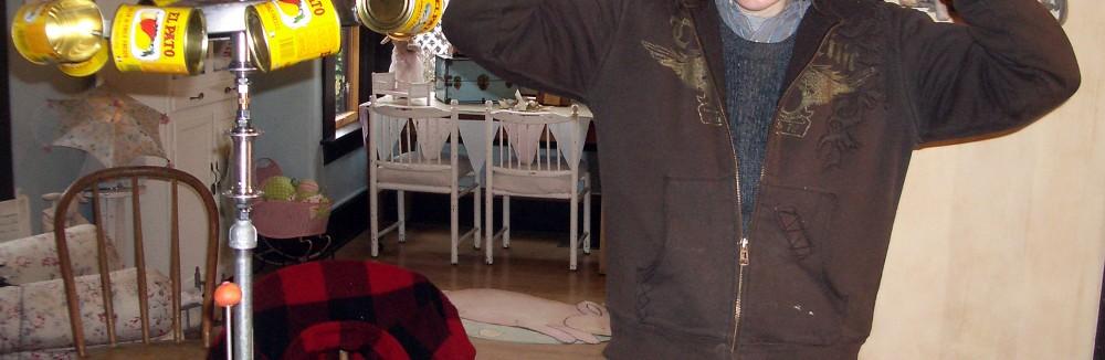 Wonderful Whirligig Workshop