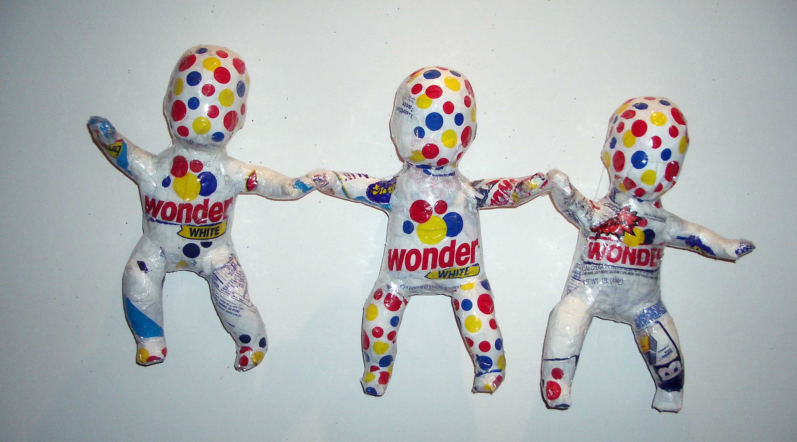 Wonder Bread Art