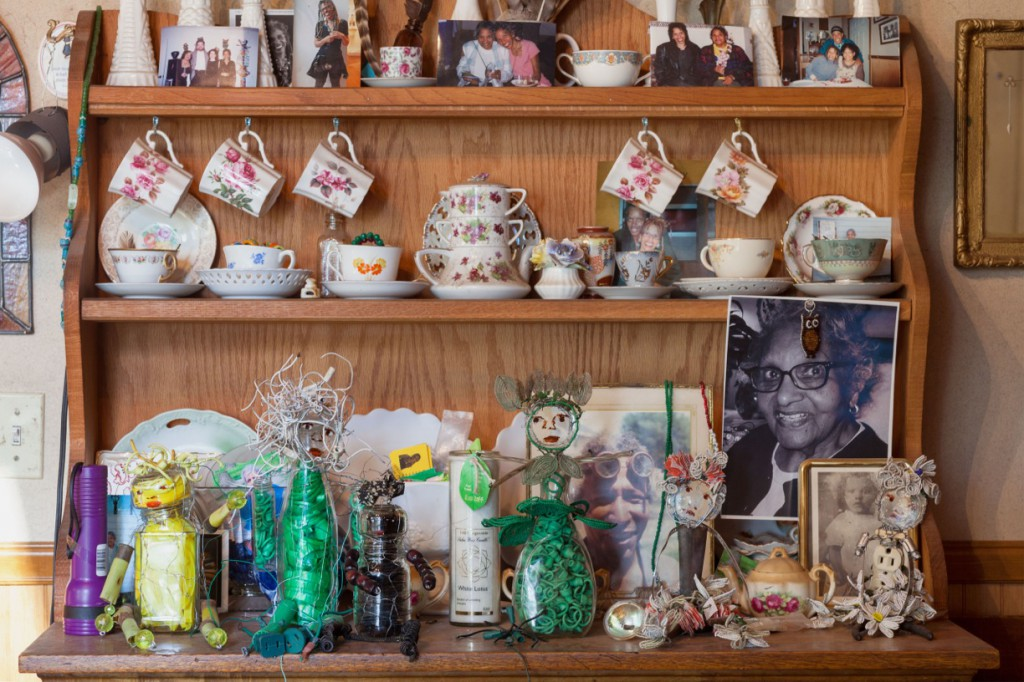 Teacups and friends photo by Spike Mafford