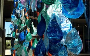One Water - The Infinite Journey installation detail by Carrie Zielger